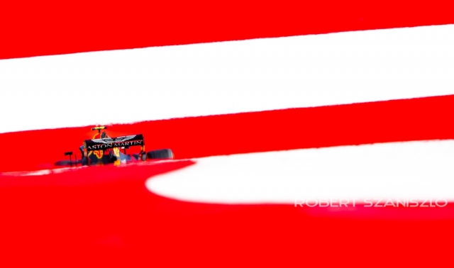 Max Verstappen, Austrian Formula One Grand Prix, Austria, 2018 -  Photo: © Robert Szaniszló