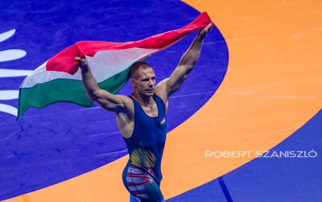 The World Wrestling Championships, Budapest, 2018 -  Photo: © Robert Szaniszló
